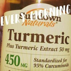 Sundown Naturals Turmeric 450mg uploaded by Loretta L.