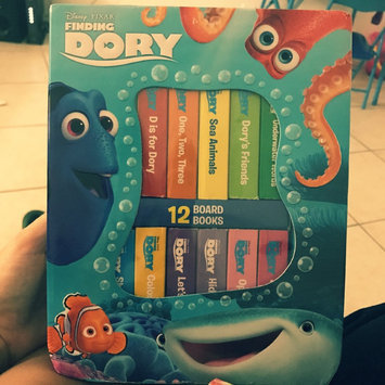 Photo of Publications Int. Disney Pixar Finding Dory 12 Board Books uploaded by Veronica A.