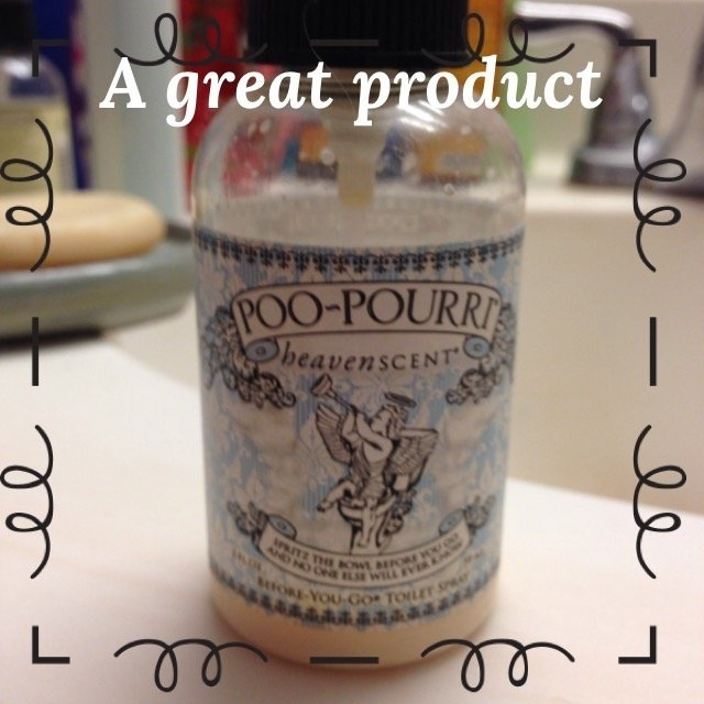 Poo-Pourri Before-You-Go Bathroom Spray uploaded by Ani S.