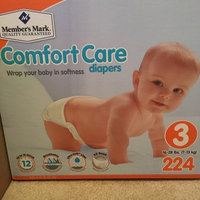 Member's Mark Comfort Care Baby Diapers, Size 3 (16 - 28 lbs) 224 ct. uploaded by Melissa J.