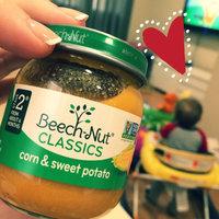Beech-Nut classics corn & sweet potato jar uploaded by Julia B.
