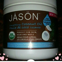 Jason Natural Products - Organic Smoothing Coconut Oil - 15 oz. uploaded by carly k.