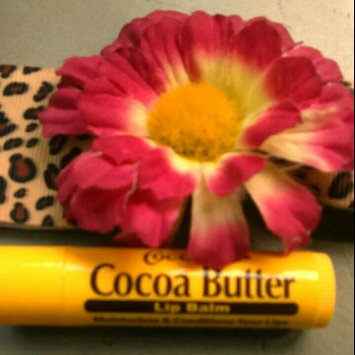 Cococare Cocoa Butter Lip Balm uploaded by Patricia R.