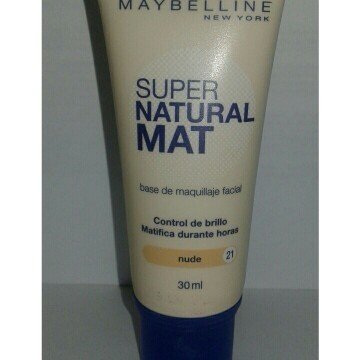 Maybelline Super Natural Mat uploaded by Abril M.