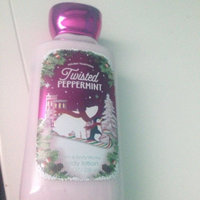 Bath & Body Works Holiday Traditions Twisted Peppermint Body Lotion uploaded by Caroline  S.