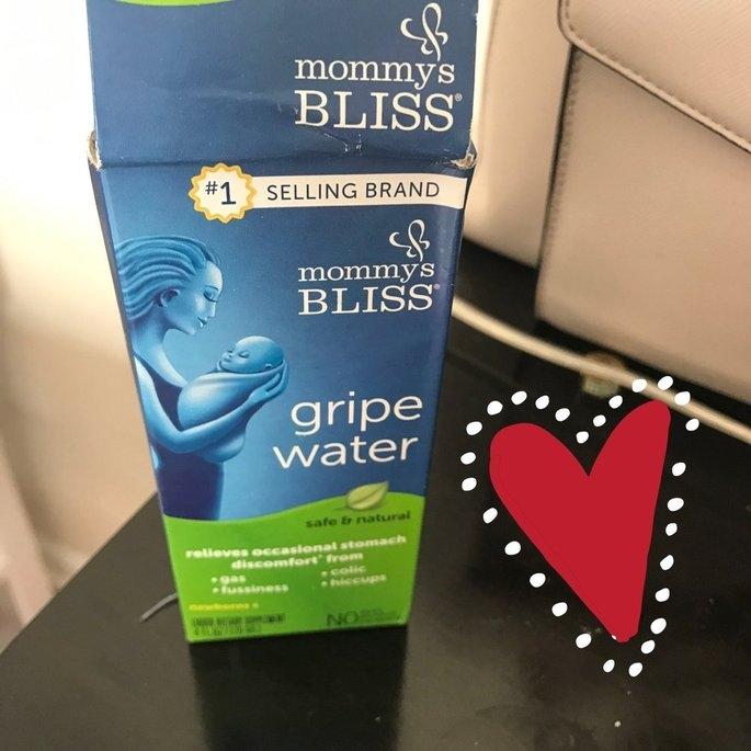 Mommy's Bliss Gripe Water uploaded by Williana L.