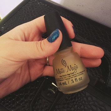 Photo of China Glaze Matte Magic Top Coat uploaded by Gabriela R.