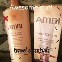 Ambi Fade Cream uploaded by Kenisha W.