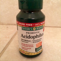 Nature's Bounty Acidophilus Probiotic Complex uploaded by Elicia M.