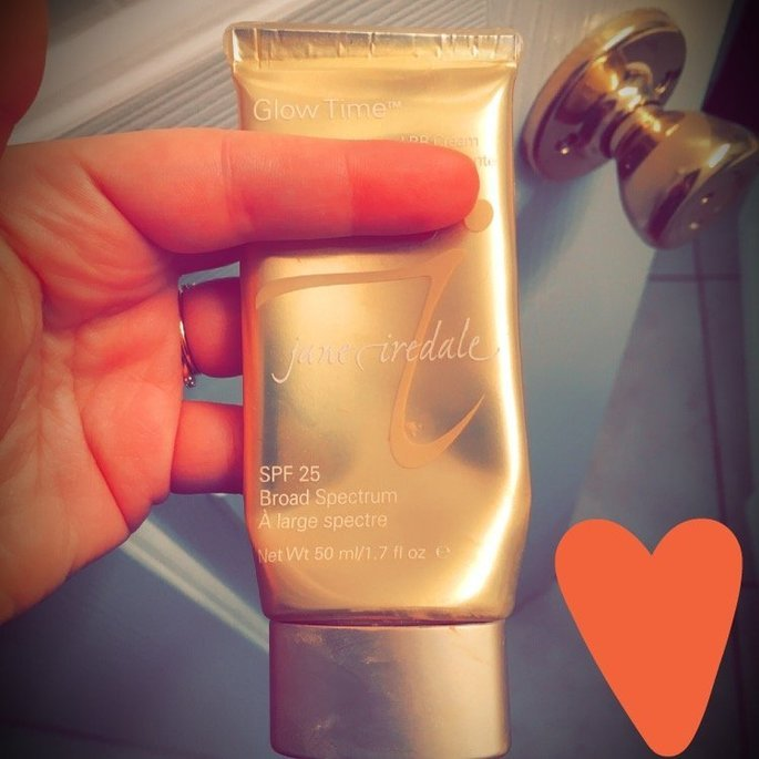Jane Iredale Glow Time Full Coverage Mineral BB Cream uploaded by Katelyn W.