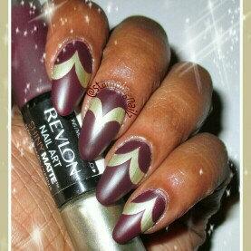 Photo of Revlon Nail Art Shiny Matte, Tortoiseshell, .26 oz uploaded by Talitha F.