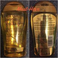 OGX® Biotin & Collagen Weightless Healing Oil uploaded by Hannah M.