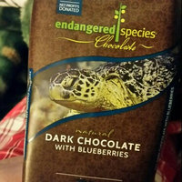 Endangered Species Chocolate Dark Chocolate With Blueberries Bar Natural - Sea Turtle uploaded by Shelah J.