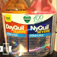 DayQuil™/Nyquil™ SEVERE Berry Relief Liquid Co-Pack uploaded by Johanna R.