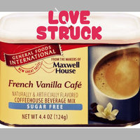 General Foods International Coffeehouse Beverage Mix, French Vanilla Cafe, 9 oz (255 g) uploaded by Billy W.