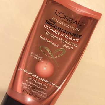 L'Oréal® Paris Advanced Haircare Smooth Intense Ultimate Straight Straight Perfecting Balm 5.1 fl. oz. Tube uploaded by Jessica L.