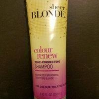 John Frieda Sheer Blonde Color Renew Tone Correcting Shampoo uploaded by Stephanie N.