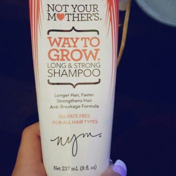 Photo of Not Your Mother's® Way To Grow Long & Strong Shampoo uploaded by Adri M.