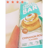 QUEST NUTRITION Cinnamon Roll Protein Bar uploaded by Shelby B.