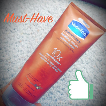 Photo of Vaseline® Intensive Care™ Radiance Restore Healing Serum uploaded by Lexie C.