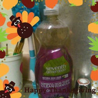 Seventh Generation Natural Dish Liquid, Fresh Lime & Lavender, 25 oz uploaded by Christina K.