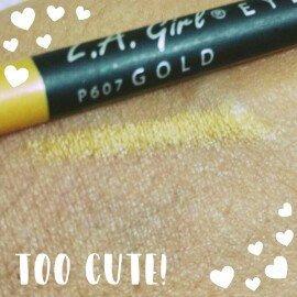 LA Girl Eyeliner Pencil uploaded by Nadia M.