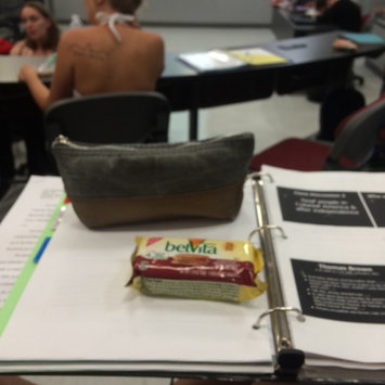 Nabisco® belVita® Cinnamon Brown Sugar Breakfast Biscuits 1.76 oz. Pack uploaded by Lisa V.