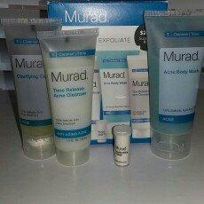 Murad Acne Mini Cleanser Set uploaded by Martha M.