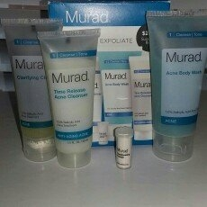 Murad Acne Mini Cleanser Set uploaded by Martha M.