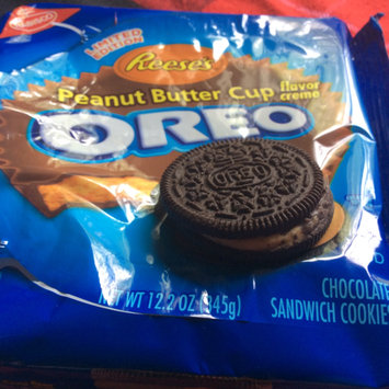 Oreo Reese's Peanut Butter Cup Sandwich Cookies uploaded by Mandy W.