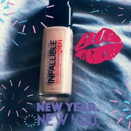 L'Oreal Paris Loreal Infallible Stay Fresh Foundation 24h uploaded by Lizbeth Berenice A.