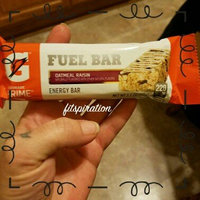 Gatorade® Prime® Oatmeal Raisin Fuel Bar Energy Bar uploaded by Dianna M.