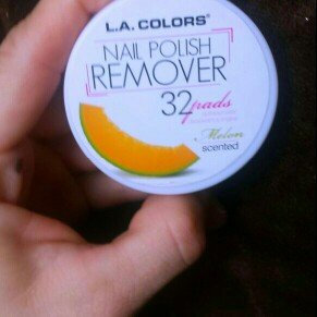 Photo of L.A. Colors Nail Polish Remover Pads uploaded by Amanda G.