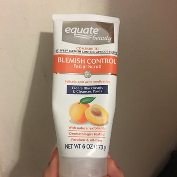 Equate Beauty Blemish Control Apricot Scrub, 6 oz uploaded by Denise V.