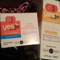 Yes To Carrots Fragrance Free Daily Facial Moisturizer SPF 15 uploaded by Danielle C.