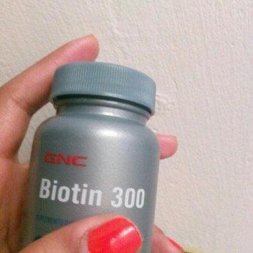 Photo of GNC Biotin 600 uploaded by Elaine Teresa P.
