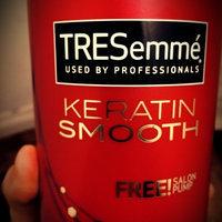 TRESemmé Keratin Smooth Salon Pump Shampoo  uploaded by Zahraa A.