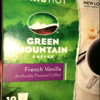 Green Mountain Coffee French Vanilla uploaded by Tori L.