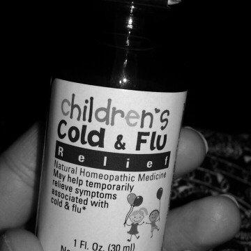 NatraBio Children's Cold & Flu Relief uploaded by Silkya D.
