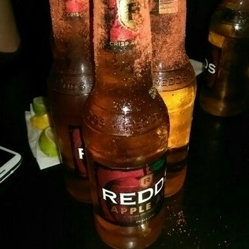 Redd's Apple Ale uploaded by Maria H.