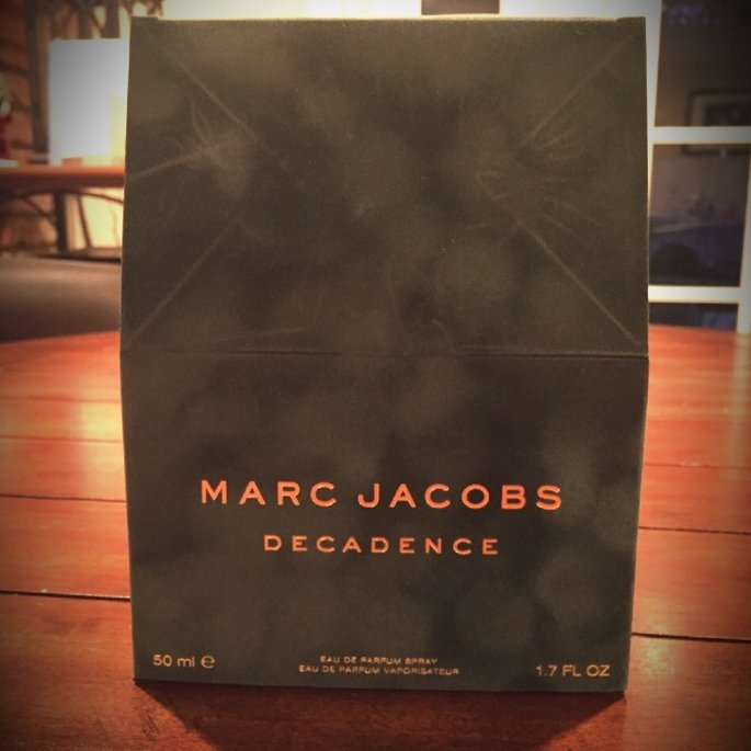 Marc Jacobs Decadence Eau de Parfum uploaded by Katie P.