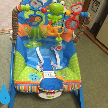 FISHER PRICE Fisher-Price Infant-to-Toddler Rocker, Elephant Friends uploaded by Sarina W.