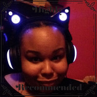Cat Ear Headphones Purple uploaded by Dana T.