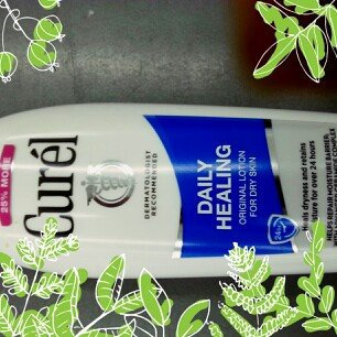 Photo of Curél® DAILY HEALING ORIGINAL LOTION FOR DRY SKIN uploaded by Michelle T.