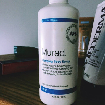 Photo of Murad Clarifying Body Spray uploaded by Angela P.