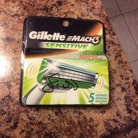 Gillette MACH3 Sensitive Power Razor Cartridges uploaded by heather b.