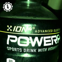 Powerade Ion4 Sports Drink Lemon Lime uploaded by Jonathan C.