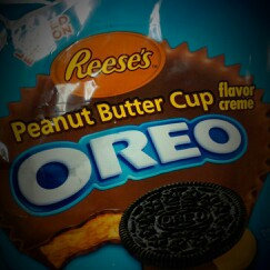 Oreo Reese's Peanut Butter Cup Sandwich Cookies uploaded by April W.