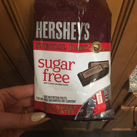 Hershey's Sugar Free Special Dark Mildly Sweet Chocolate uploaded by Erika H.