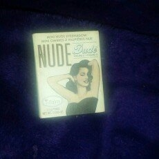 Thebalm the Balm Nude Dude Palette uploaded by Britne E.